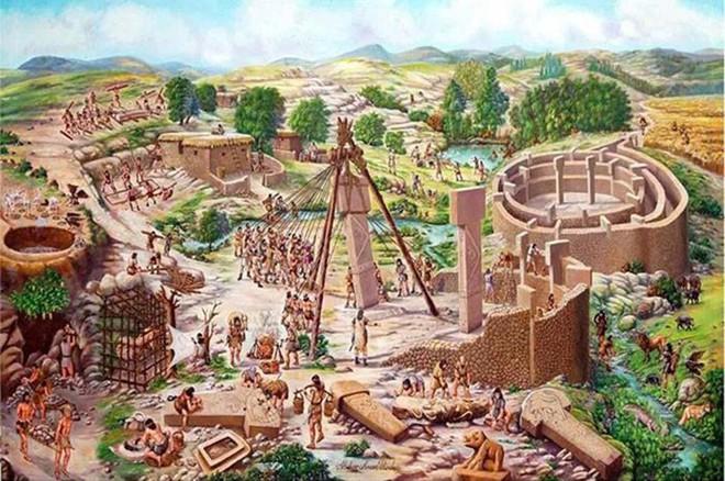 Gobekli Tepe - Quần thể cự thạch khổng lồ từ thời cổ đại và thuyết âm mưu do người ngoài hành tinh xây dựng - Ảnh 2.