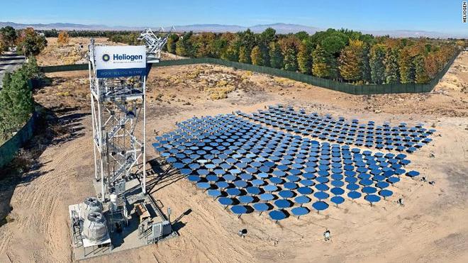 Startup được Bill Gates đầu tư đạt đột phá: dùng ánh nắng và AI để đạt độ nóng 1.000 độ C, hứa hẹn thay đổi ngành công nghiệp nặng - Ảnh 2.