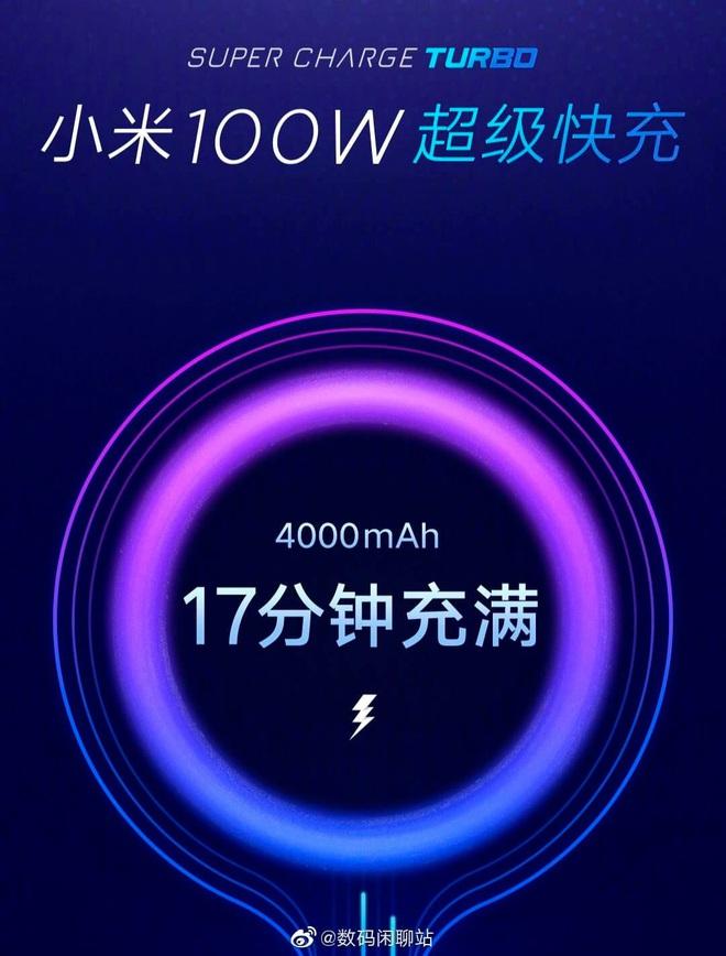 Công nghệ sạc siêu nhanh 100W của Xiaomi đã sẵn sàng thương mại hóa, sạc đầy pin 4000mAh chỉ trong 17 phút - Ảnh 2.