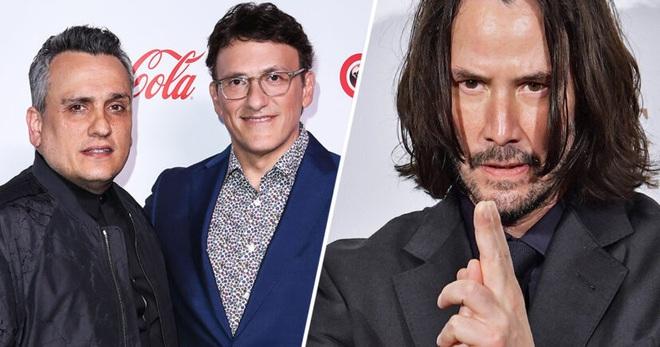 Đạo diễn Avengers: Endgame ấp ủ dự án phim siêu anh hùng cực khủng do Keanu Reeves thủ vai chính - Ảnh 1.