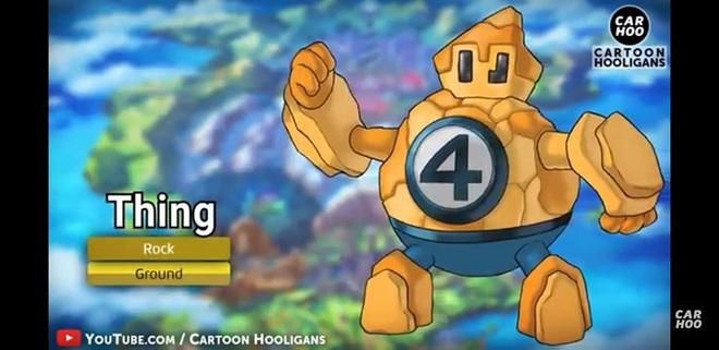 [Chùm ảnh] Chết cười với những màn lưỡng long nhất thể cực kì thuyết phục của Avengers và Pokémon - Ảnh 22.