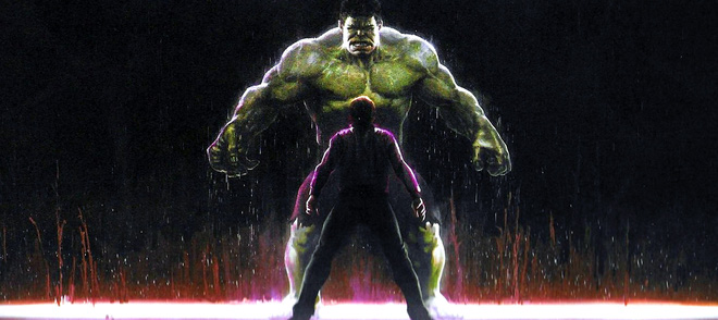 Marvel tiếp tục bật mí những ý tưởng kịch bản khác cho Endgame: Iron Man và Doctor Strange đổi trang phục, bé Thanos sơ sinh lộ diện - Ảnh 5.