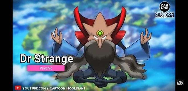 [Chùm ảnh] Chết cười với những màn lưỡng long nhất thể cực kì thuyết phục của Avengers và Pokémon - Ảnh 7.