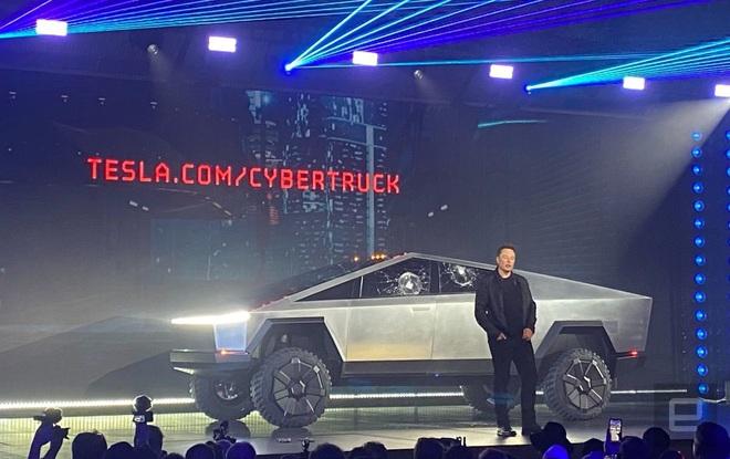 Cổ phiếu Tesla lao dốc sau khi công bố xe bán tải - Ảnh 1.