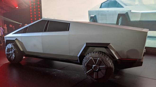 Vừa ra mắt 2 ngày, Tesla Cybertruck đã có 146.000 đơn đặt trước - Ảnh 1.