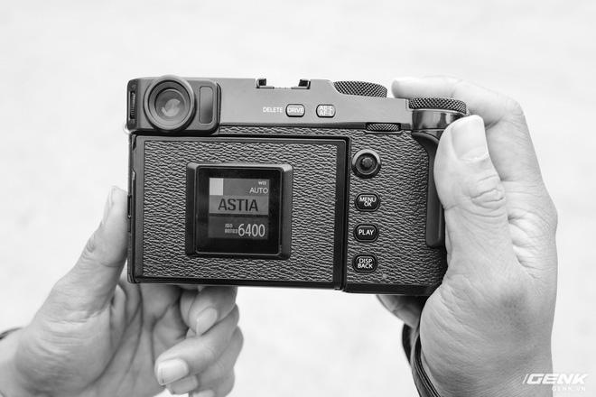 Trải nghiệm Fujifilm X-Pro3: Chiếc máy khiến chúng ta trân trọng khoảnh khắc hơn - Ảnh 3.