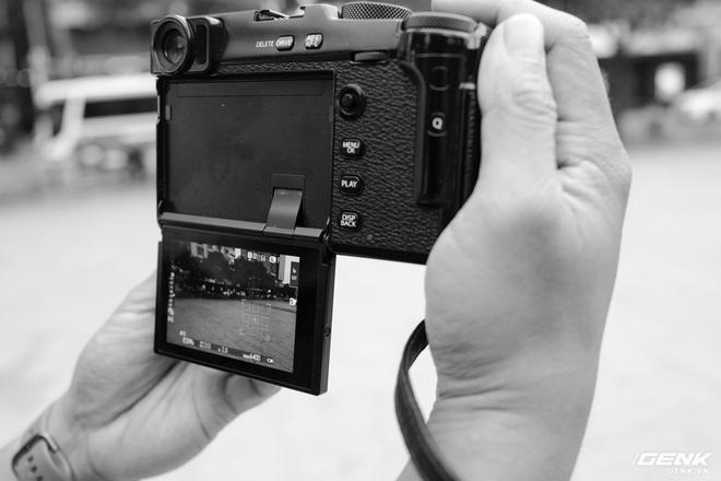 Trải nghiệm Fujifilm X-Pro3: Chiếc máy khiến chúng ta trân trọng khoảnh khắc hơn - Ảnh 4.