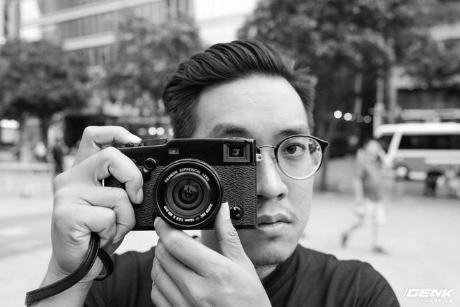 Trải nghiệm Fujifilm X-Pro3: Chiếc máy khiến chúng ta trân trọng khoảnh khắc hơn - Ảnh 2.