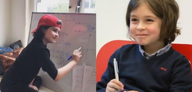 Cậu bé 9 tuổi này sắp trở thành người nhận bằng Đại học trẻ nhất trên Thế giới - Ảnh 1.
