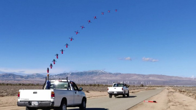 Các nhà nghiên cứu Mỹ tạo ra hệ thống phóng drone cực kỳ đơn giản mà hiệu quả giống như đại bác - Ảnh 1.