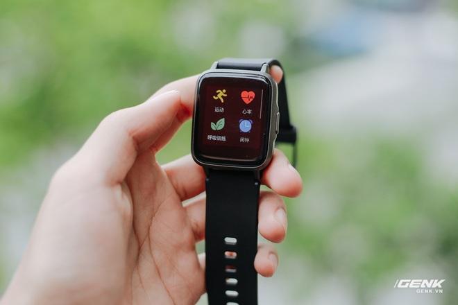 Trên tay Haylou LS01: Chiếc Apple Watch giá 500.000 đồng của Xiaomi, cạnh tranh trực tiếp Mi Band 4 - Ảnh 12.