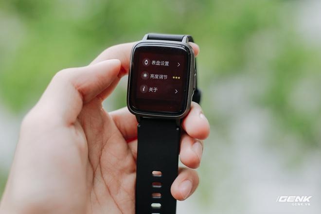 Trên tay Haylou LS01: Chiếc Apple Watch giá 500.000 đồng của Xiaomi, cạnh tranh trực tiếp Mi Band 4 - Ảnh 13.