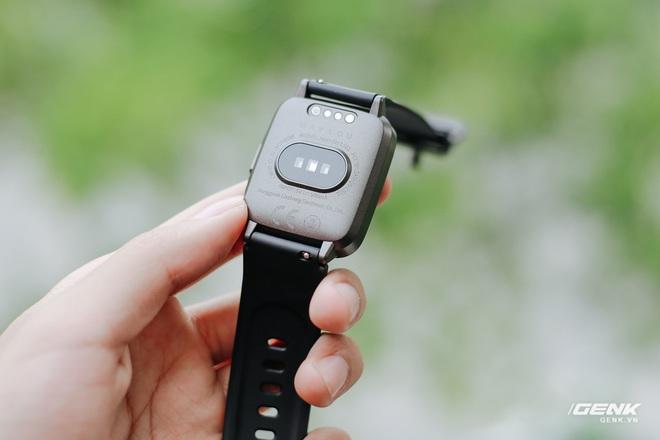 Trên tay Haylou LS01: Chiếc Apple Watch giá 500.000 đồng của Xiaomi, cạnh tranh trực tiếp Mi Band 4 - Ảnh 6.