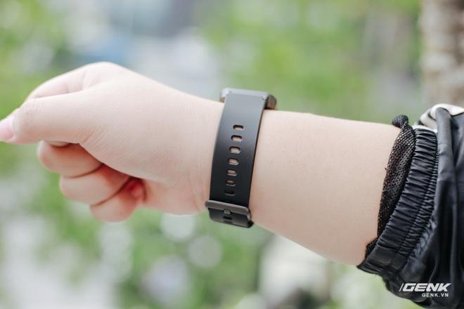 Trên tay Haylou LS01: Chiếc Apple Watch giá 500.000 đồng của Xiaomi, cạnh tranh trực tiếp Mi Band 4 - Ảnh 8.