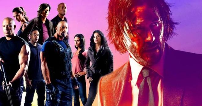 John Wick Keanu Reeves có thể sẽ về đội Fast and Furious trong tương lai - Ảnh 2.