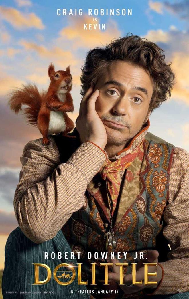 Iron Man Robert Downey Jr sắp hội ngộ với Spider-Man Tom Holland trong dự án phim mới, ra mắt ngay tháng 1/2020 - Ảnh 7.