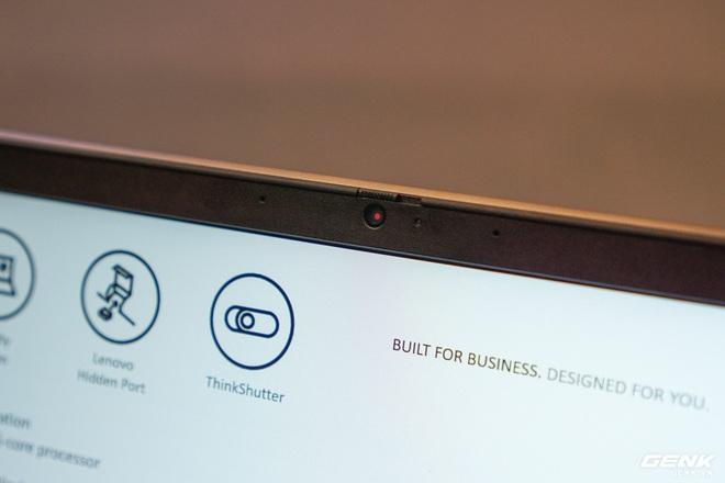 Cận cảnh laptop ThinkBook 14 và 15 mới từ Lenovo: vỏ nhôm bạc đẹp mắt, thừa hưởng nhiều đường nét từ ThinkPad nhưng giá chỉ từ 11,99 triệu đồng - Ảnh 5.