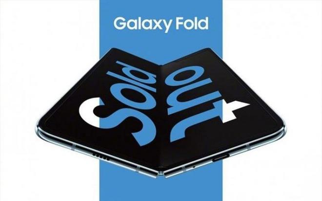 Giá 50 triệu nhưng Samsung Galaxy Fold vẫn hết hàng tại Việt Nam chỉ 6 giờ sau khi ra mắt - Ảnh 1.