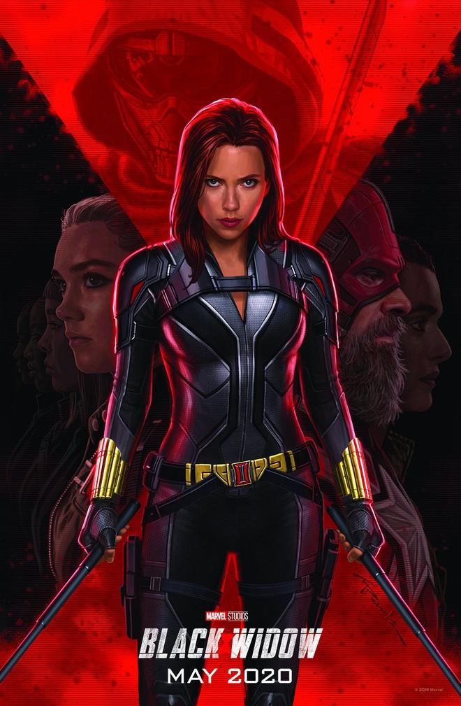 Lộ hình ảnh Iron Man xuất hiện trong phần phim riêng của Black Widow, dự kiến ra mắt vào tháng 5/2020 - Ảnh 1.