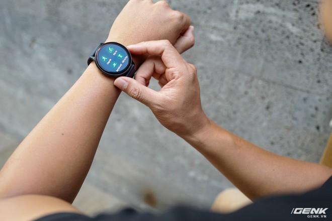 Zoom sâu vào Samsung Health trên Galaxy Watch Active 2: có những tính năng gì có thể giúp bạn rèn luyện sức khỏe tốt? - Ảnh 6.