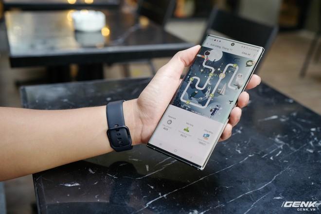 Zoom sâu vào Samsung Health trên Galaxy Watch Active 2: có những tính năng gì có thể giúp bạn rèn luyện sức khỏe tốt? - Ảnh 8.