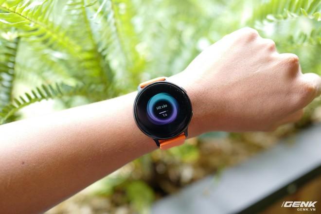 Zoom sâu vào Samsung Health trên Galaxy Watch Active 2: có những tính năng gì có thể giúp bạn rèn luyện sức khỏe tốt? - Ảnh 14.