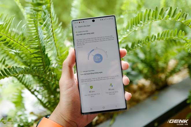 Zoom sâu vào Samsung Health trên Galaxy Watch Active 2: có những tính năng gì có thể giúp bạn rèn luyện sức khỏe tốt? - Ảnh 9.