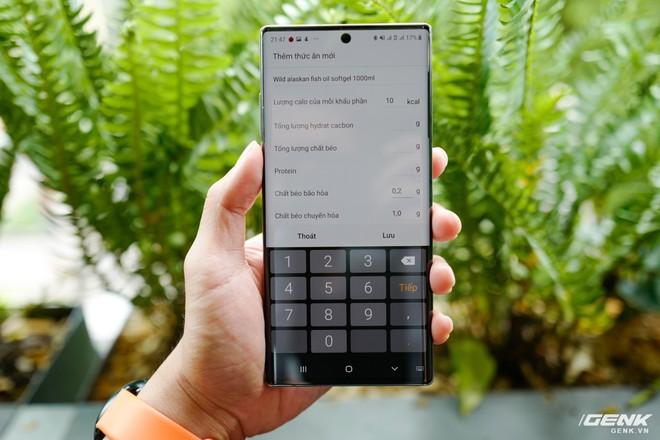 Zoom sâu vào Samsung Health trên Galaxy Watch Active 2: có những tính năng gì có thể giúp bạn rèn luyện sức khỏe tốt? - Ảnh 12.