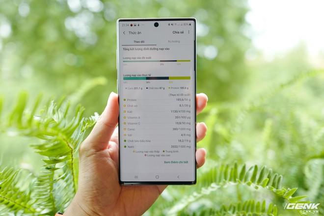 Zoom sâu vào Samsung Health trên Galaxy Watch Active 2: có những tính năng gì có thể giúp bạn rèn luyện sức khỏe tốt? - Ảnh 11.