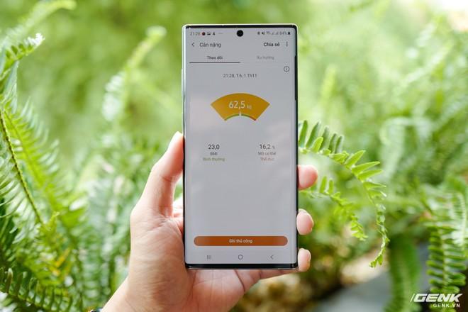 Zoom sâu vào Samsung Health trên Galaxy Watch Active 2: có những tính năng gì có thể giúp bạn rèn luyện sức khỏe tốt? - Ảnh 3.