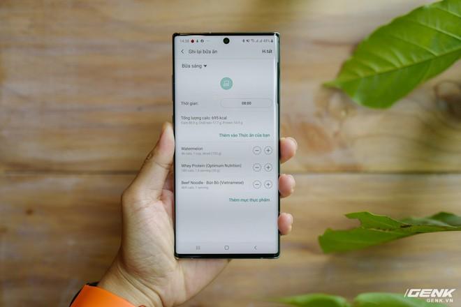 Zoom sâu vào Samsung Health trên Galaxy Watch Active 2: có những tính năng gì có thể giúp bạn rèn luyện sức khỏe tốt? - Ảnh 10.
