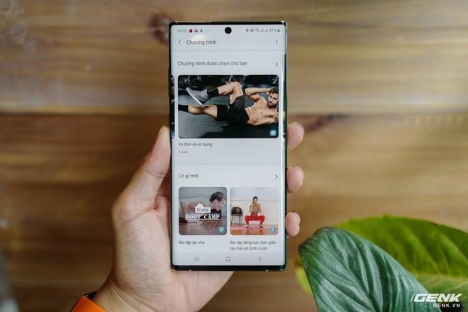 Zoom sâu vào Samsung Health trên Galaxy Watch Active 2: có những tính năng gì có thể giúp bạn rèn luyện sức khỏe tốt? - Ảnh 7.