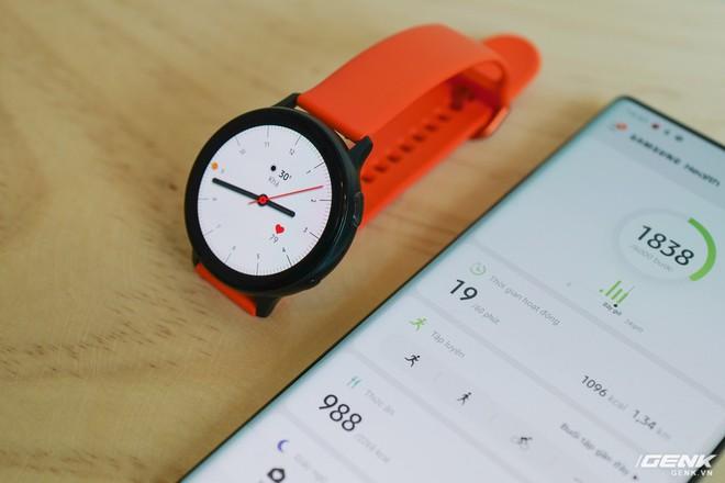 Zoom sâu vào Samsung Health trên Galaxy Watch Active 2: có những tính năng gì có thể giúp bạn rèn luyện sức khỏe tốt? - Ảnh 2.