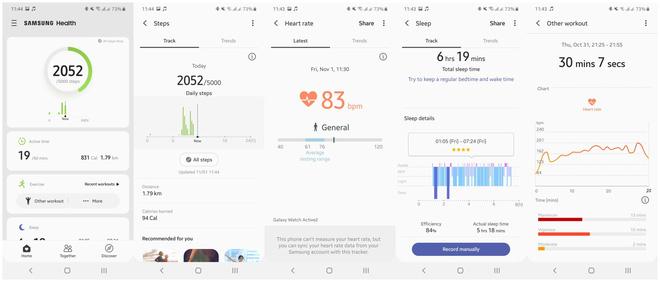Đánh giá chi tiết Galaxy Watch Active 2: Cải thiện đáng kể nhiều mặt nhưng đã thực sự tốt chưa? - Ảnh 10.