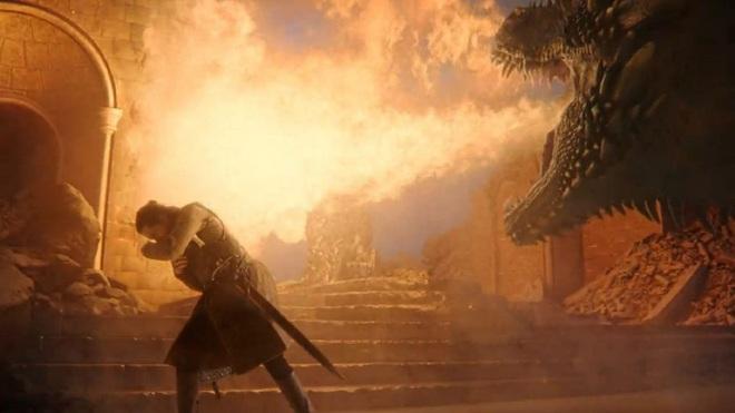 8 bí mật giờ mới kể của Game of Thrones mùa cuối: Drogon đã mang xác Mẹ rồng đi đâu, ai là chủ nhân của cốc cà phê xuyên không? - Ảnh 3.