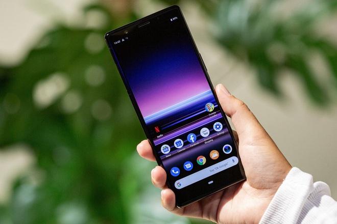 Sony bán Xperia 5 tại Việt Nam đắt ngang iPhone 11, Galaxy Note 10 - Ảnh 1.