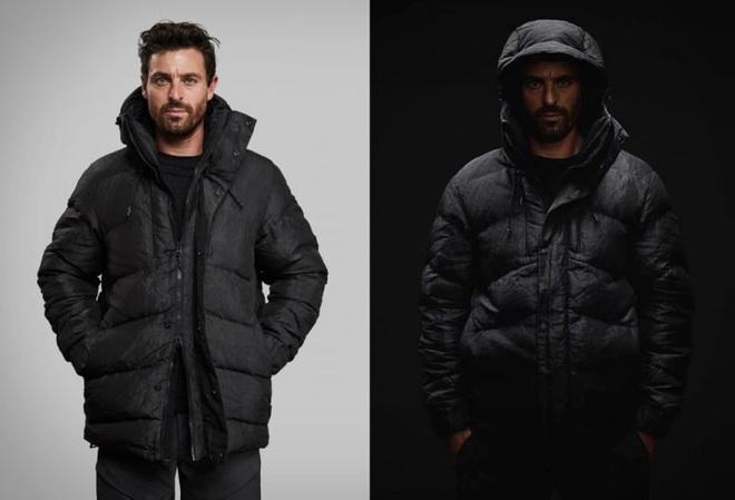Áo khoác phao bền nhất thế giới: Sợi vải chắc gấp 15 lần thép, độ bền 100 năm, chịu được nhiệt độ -50 độ C nhưng giá không rẻ chút nào - Ảnh 4.
