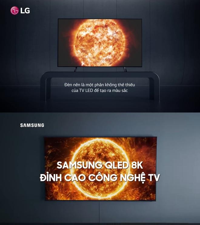 Samsung Việt Nam tiếp tục cáo buộc quảng cáo TV OLED của LG vi phạm pháp luật, đưa ra thông tin không chính xác gây nhầm lẫn - Ảnh 2.