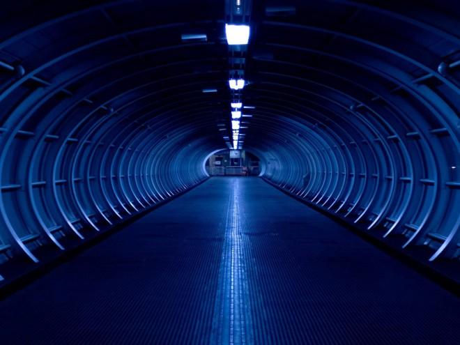 Thành phố Hà Bắc, Trung Quốc sẽ xây dựng đường hầm tàu đệm từ chỉ để ship hàng - Ảnh 1.