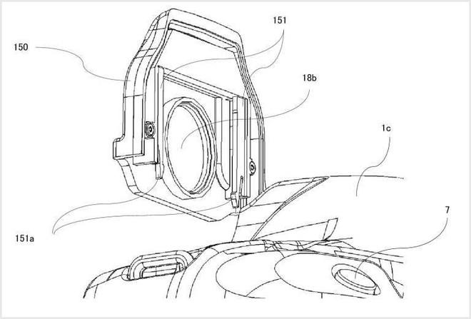 Sáng chế mới tiết lộ Canon sắp ra mắt quạt tản nhiệt qua ống ngắm cho máy ảnh DSLR - Ảnh 2.