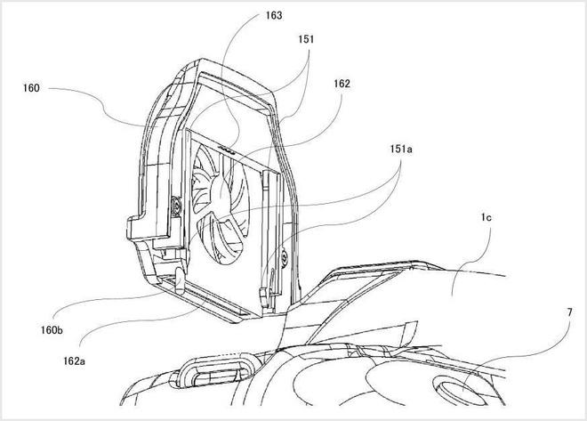 Sáng chế mới tiết lộ Canon sắp ra mắt quạt tản nhiệt qua ống ngắm cho máy ảnh DSLR - Ảnh 3.