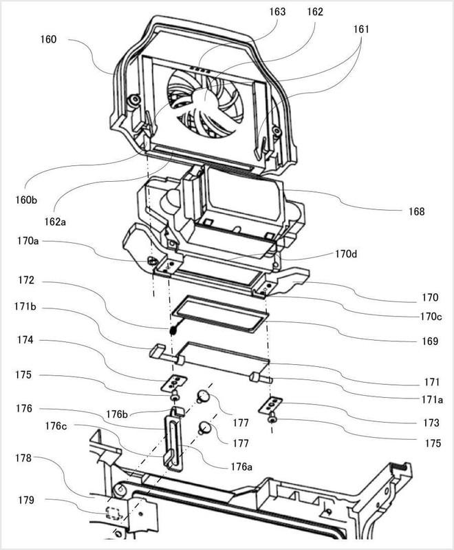 Sáng chế mới tiết lộ Canon sắp ra mắt quạt tản nhiệt qua ống ngắm cho máy ảnh DSLR - Ảnh 4.