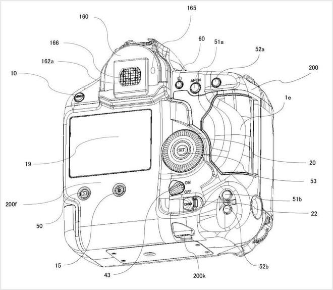 Sáng chế mới tiết lộ Canon sắp ra mắt quạt tản nhiệt qua ống ngắm cho máy ảnh DSLR - Ảnh 6.