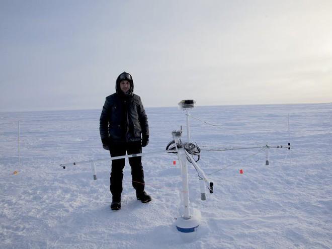 Một kỹ sư muốn phủ hàng triệu hạt thủy tinh nhỏ lên Bắc Cực, phản chiếu ánh sáng Mặt Trời để ngăn băng tan chảy - Ảnh 6.