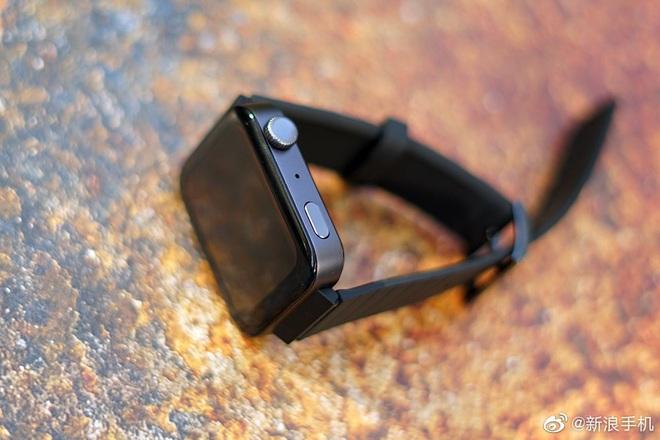 Cận cảnh Xiaomi Mi Watch: Bản sao giá rẻ của Apple Watch - Ảnh 11.