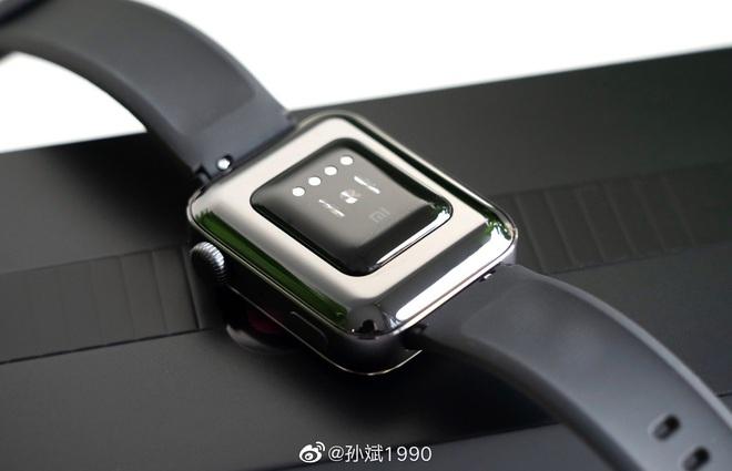 Cận cảnh Xiaomi Mi Watch: Bản sao giá rẻ của Apple Watch - Ảnh 8.