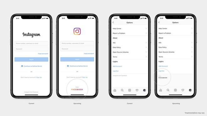 Facebook ra mắt logo mới nhiều màu sắc - Ảnh 2.