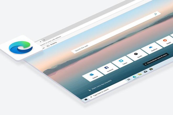 Trình duyệt Edge mới dựa trên Chromium sẽ được Microsoft ra mắt vào ngày 15 tháng 1, đã có thể tải bản thử nghiệm - Ảnh 1.