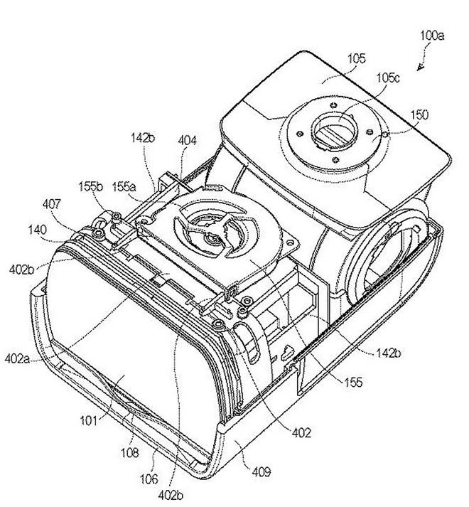 Sau máy ảnh, Canon đăng ký bản quyền đèn flash có quạt tản nhiệt - Ảnh 2.