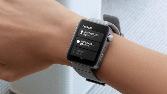 KHÔNG! Xiaomi Watch không phải bản sao giá rẻ của Apple Watch! - Ảnh 1.